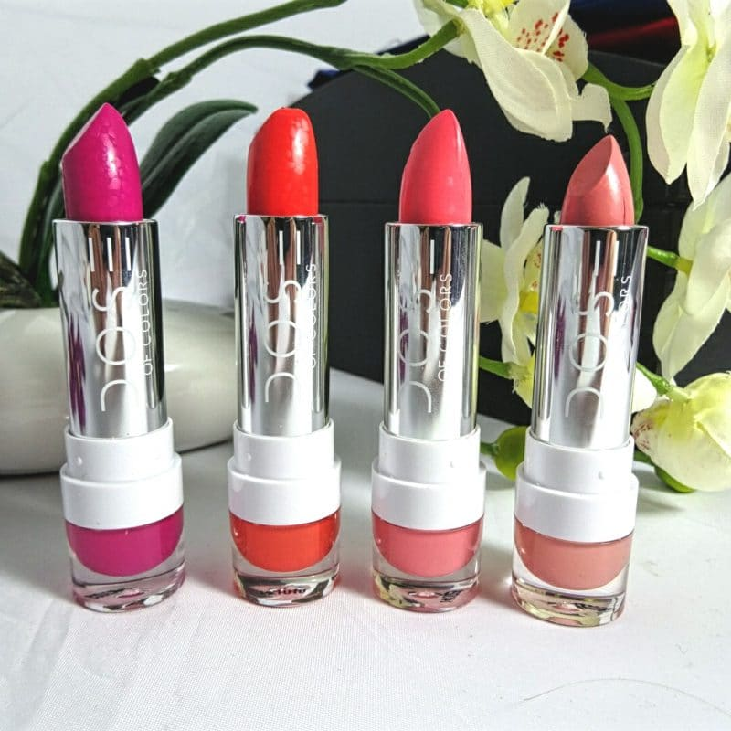 Dose of Colors normale cremige Lippenstifte