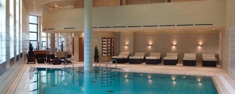 Pool Sheraton Hotel Esplanade Berlin