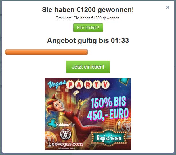 unseriöse_Gewinnspielwerbung