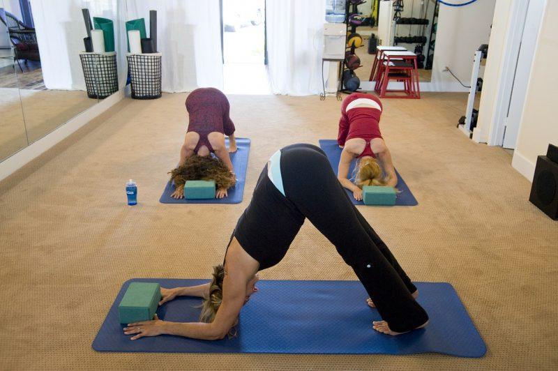 yoga auch daheim mit yogaeasy