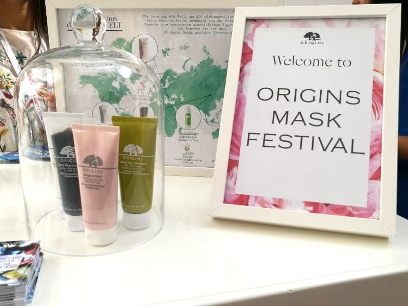 Glamour Beauty Festival-origins