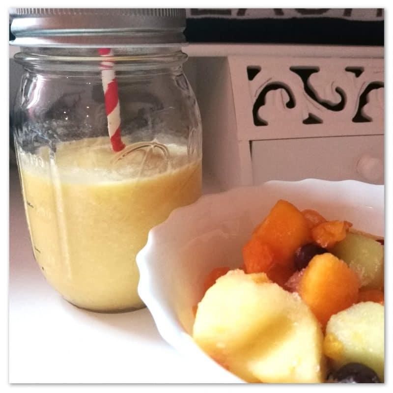 mangosmoothie - smoothie rezepte