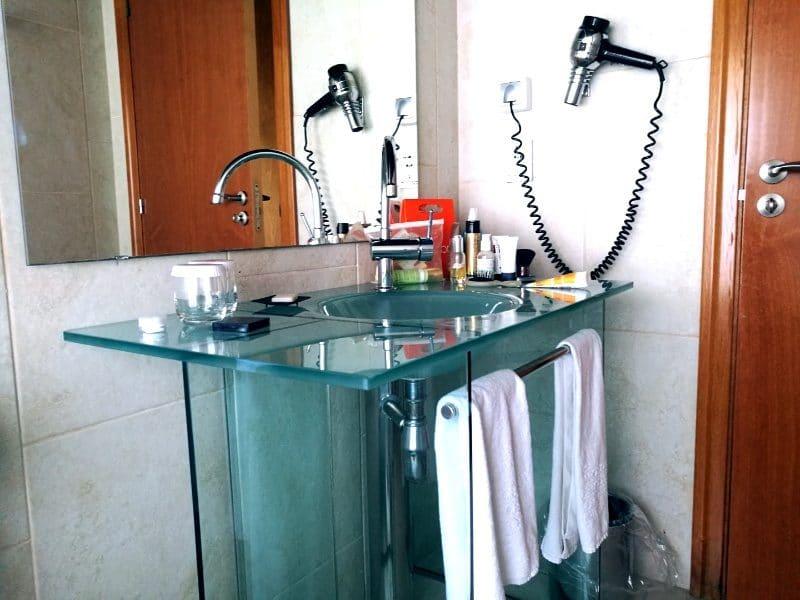 hotel barcelona princess suite badezimmer2