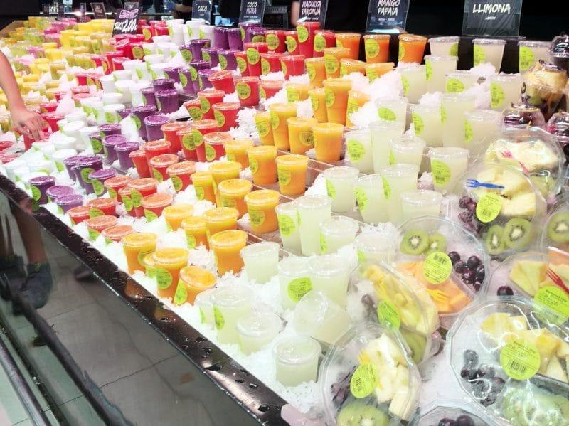 la rambla supermarkt Barcelona