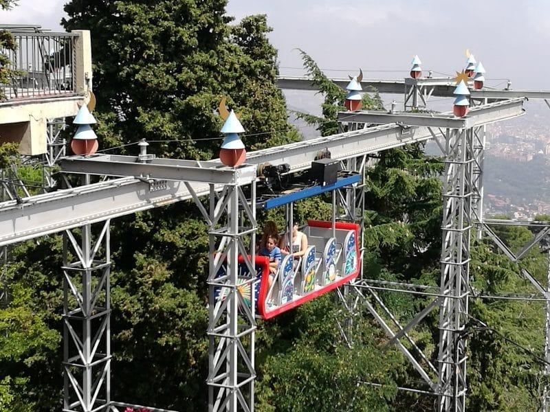 tibidabo freizeitpark