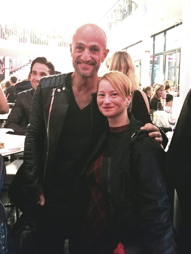 Anne von anne30plus mit Peyman Amin