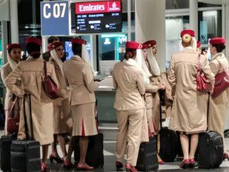 Emirate-Flughafen