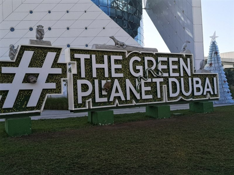 green planet dubai