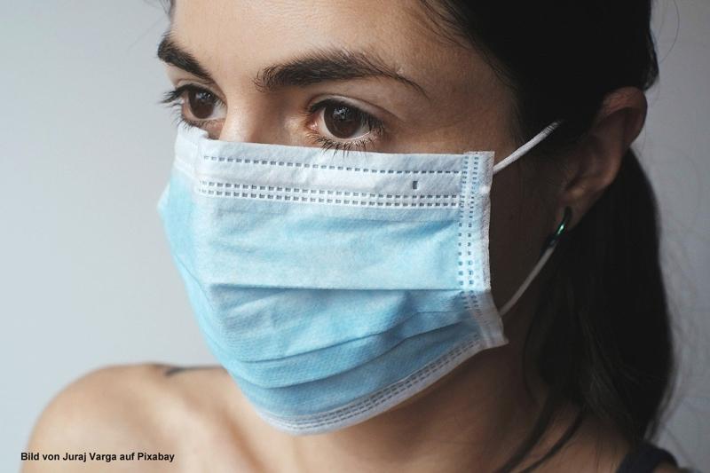 corona virus-maskenpflicht